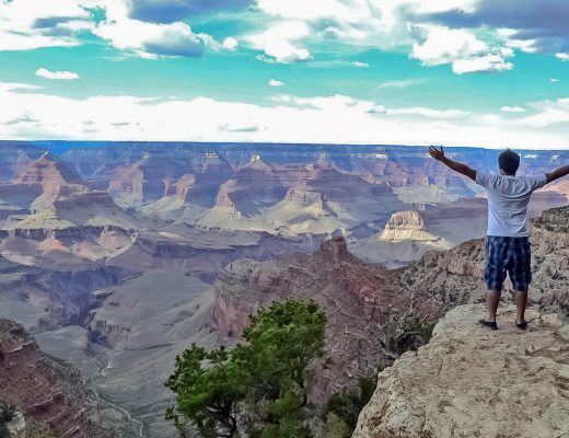 Hello, Grand Canyon