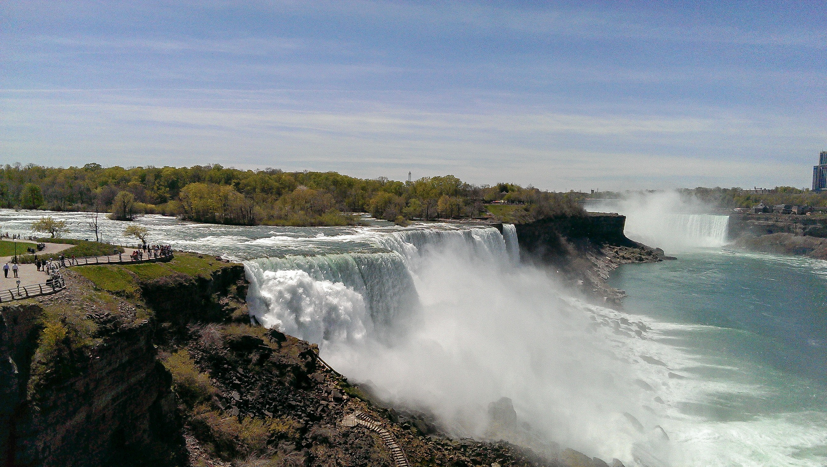 Niagara Falls yet again
