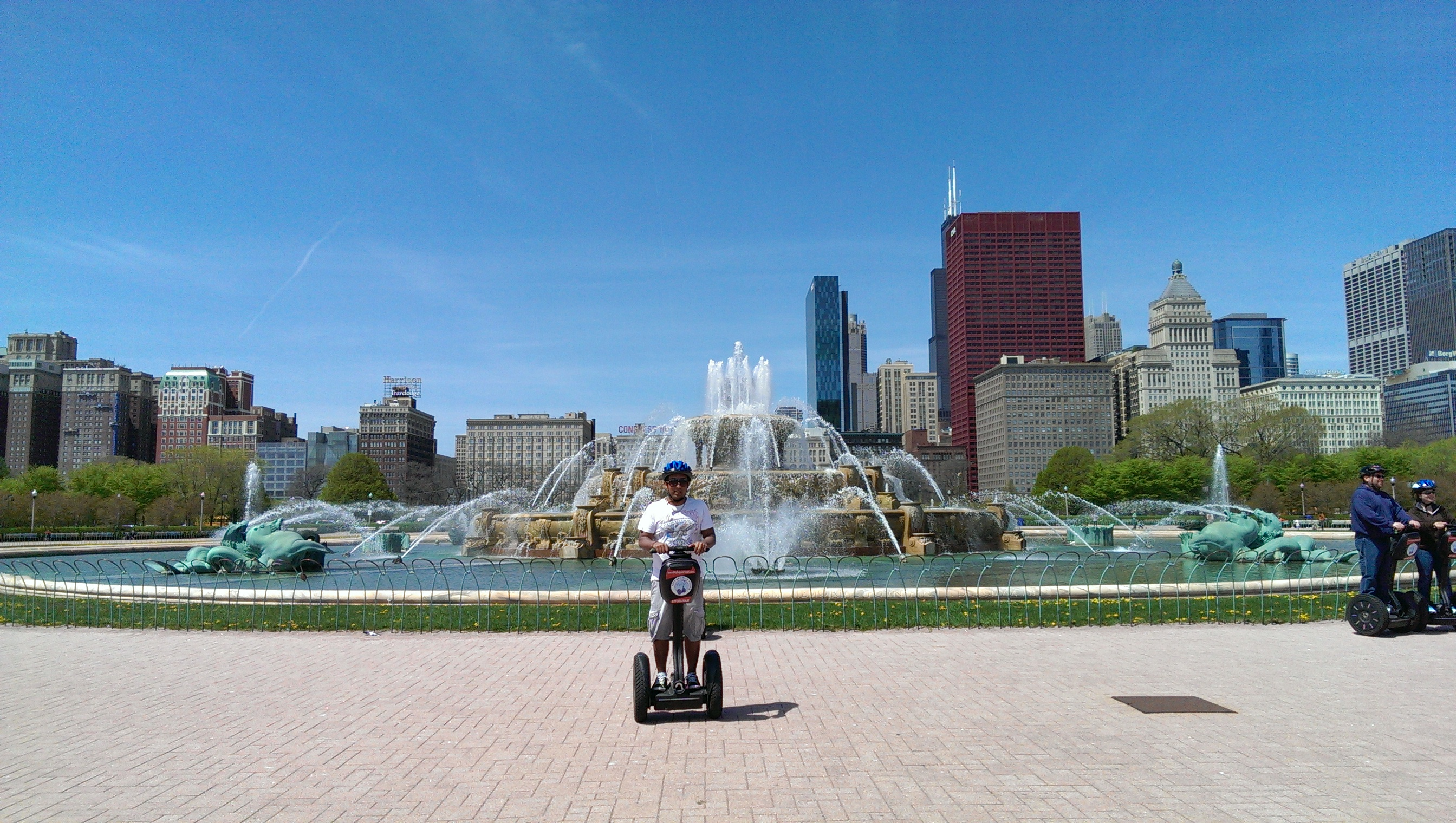 Segway tour. An ideal way to see Chicago
