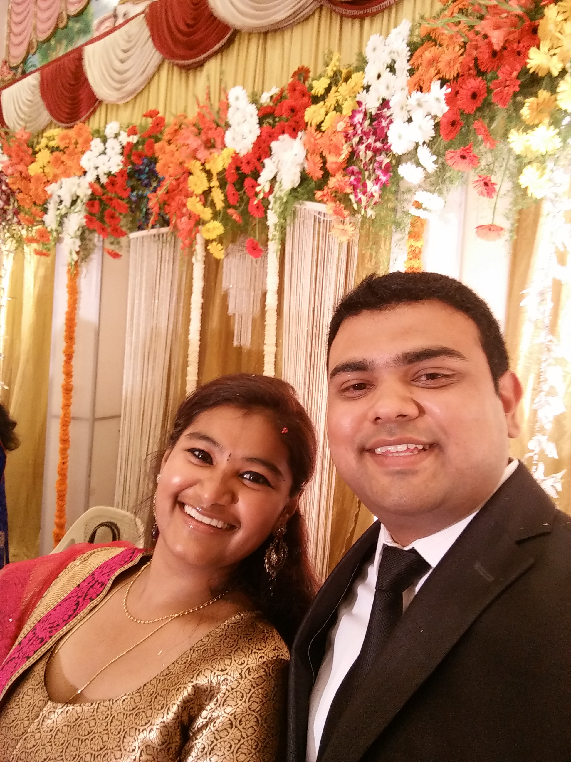 Deepti and Babloo rocking it