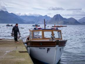 Loch Coruisk Misty Isle Boat Trips
