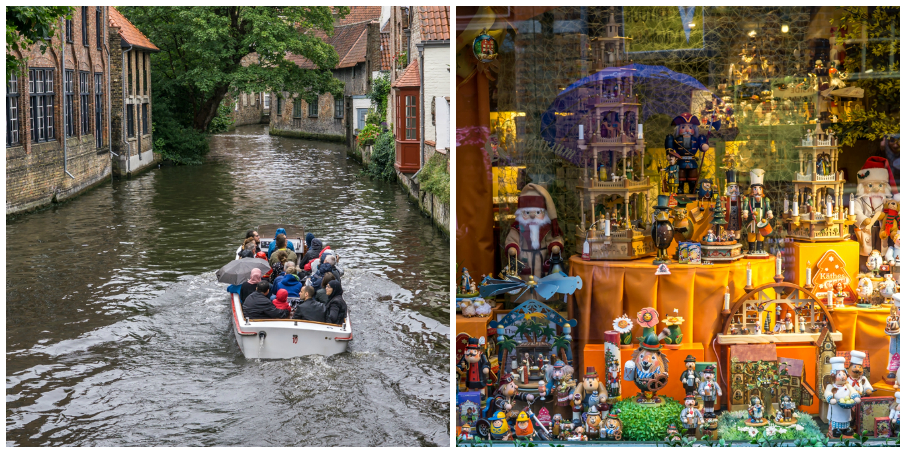 Travel guide to Bruges
