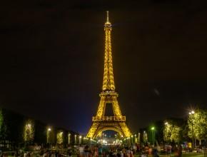 Eiffel Tower in all it's glory
