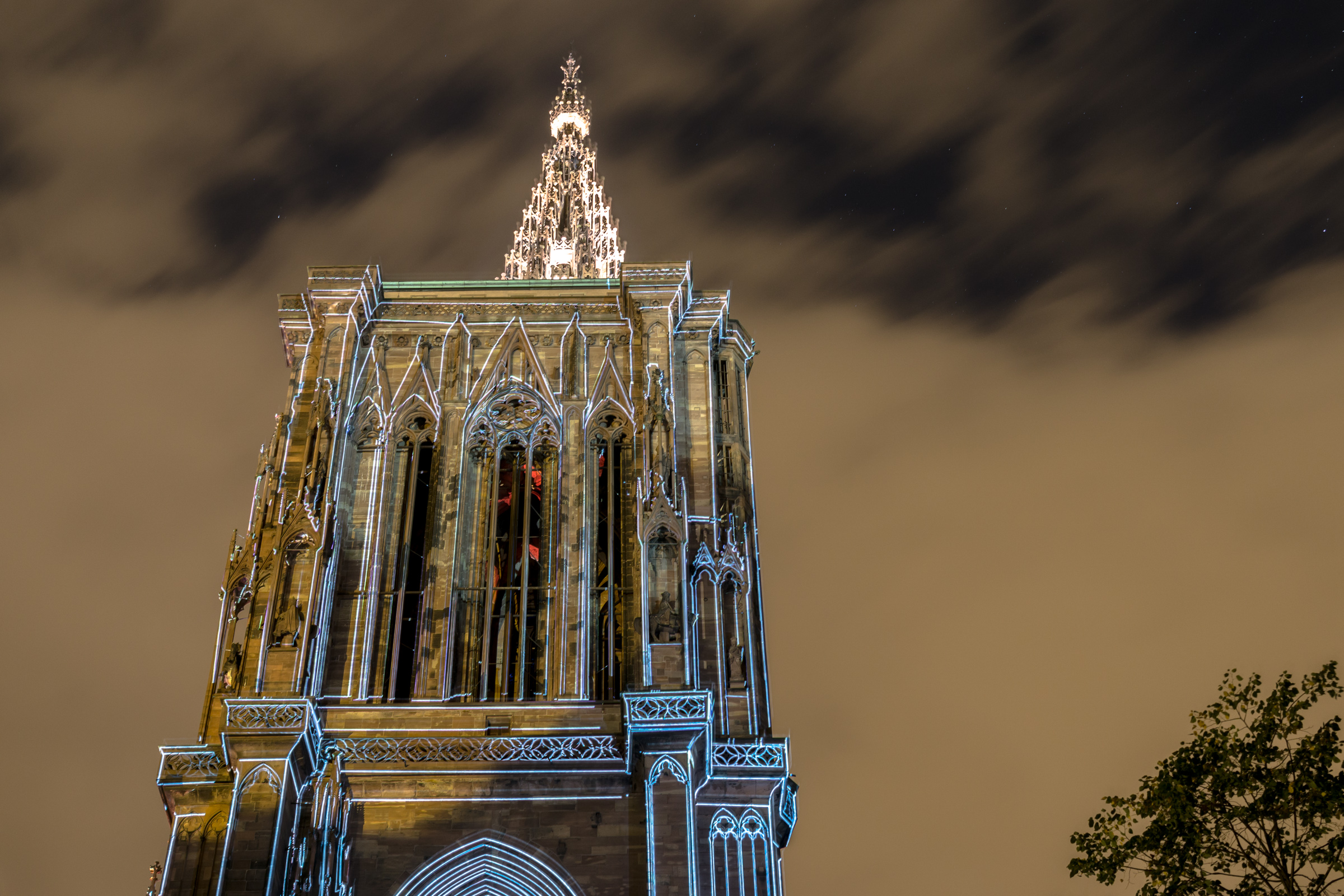 Notre Dame Cathedrale Strasbourg