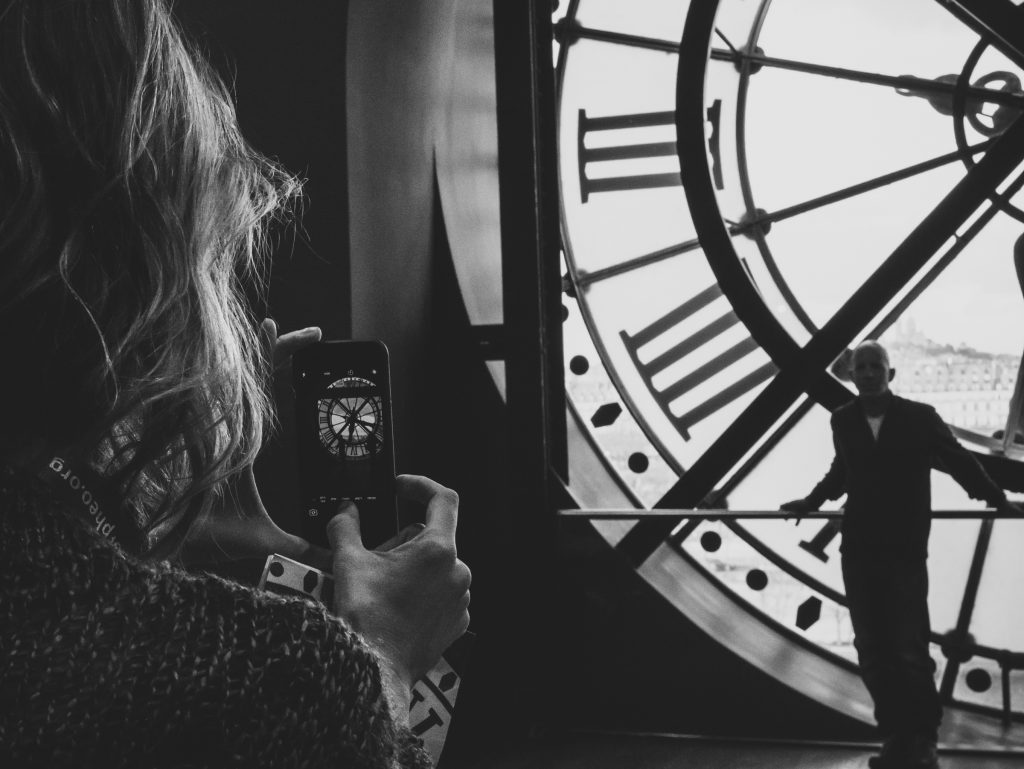 Instagram worthy spots in Paris - Musée d'Orsay