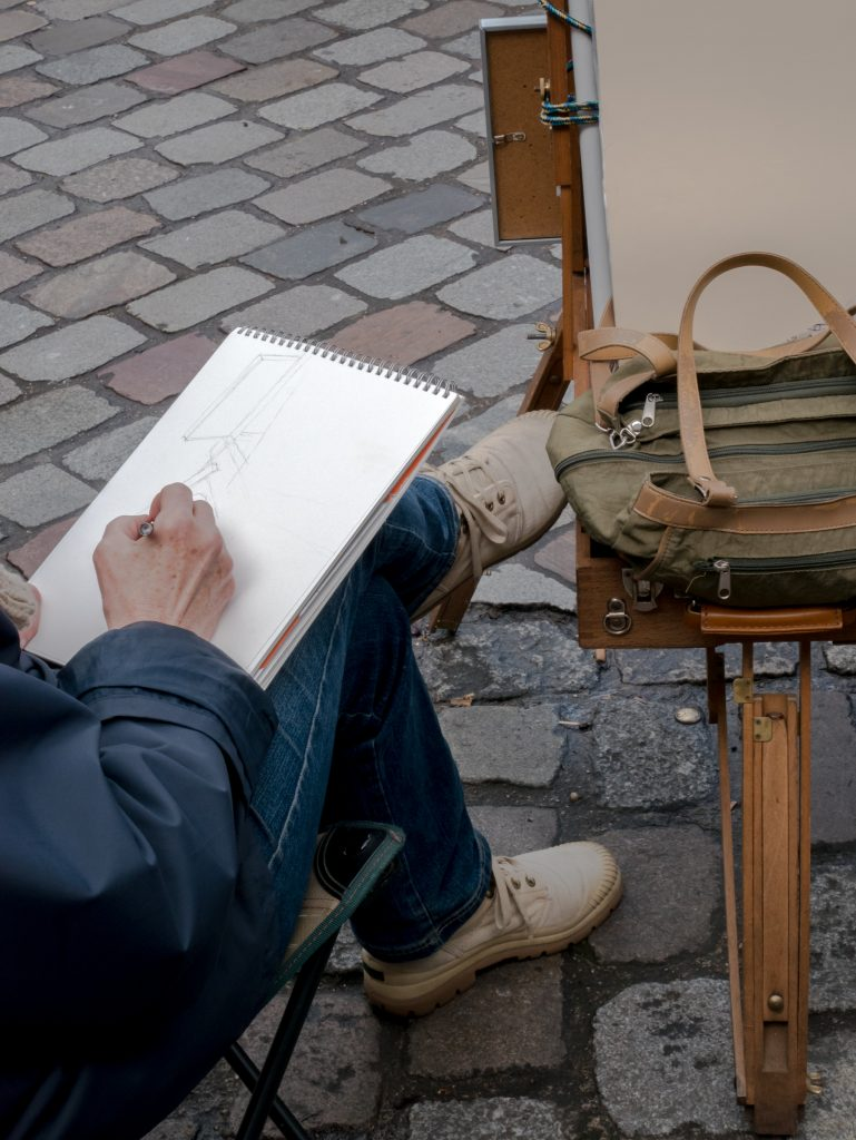 Artist in Montmartre - Three Day Itinerary