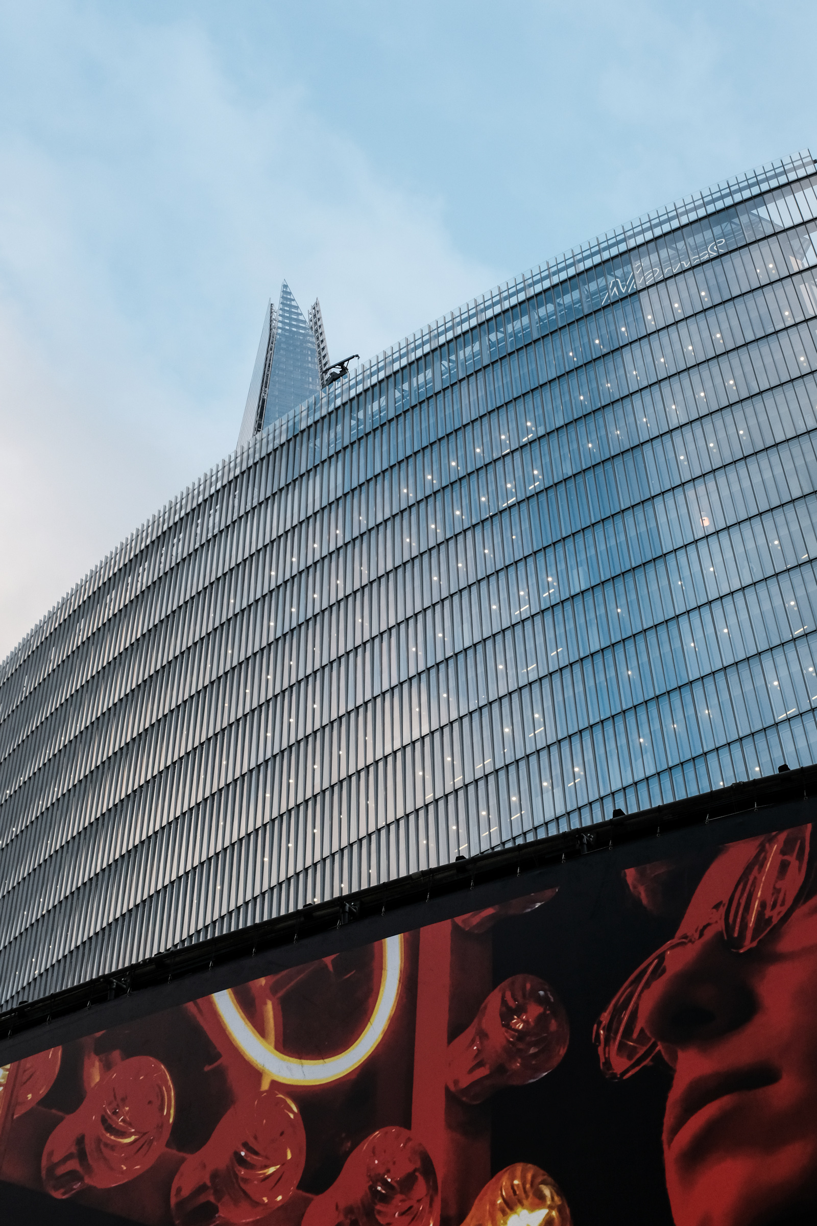 FujiFilm X100F_The Shard Provia