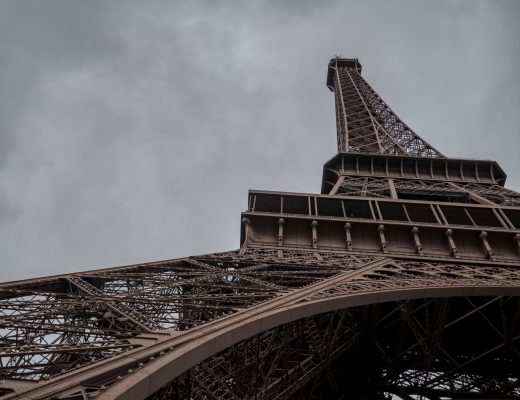 Instagram worthy spots in Paris Eiffel